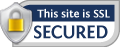 This site is protected by a secure SSL certificate